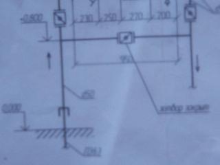 Проект водомерного узла, по которому работают водопроводчики. https://водопроводчик24.рф